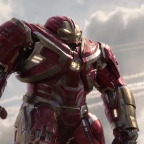 The new and improved Hulkbuster armour