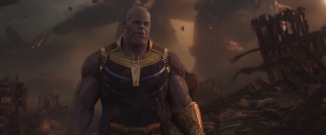 Thanos (voiced and mo-capped by Josh Brolin)