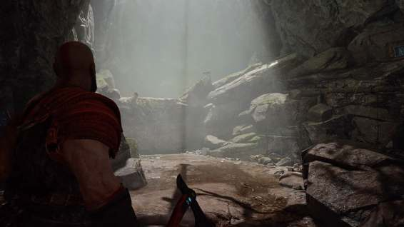 The third-person over-the-shoulder camera was a new addition to the series