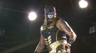 Pentgon Jr. of Lucha Underground