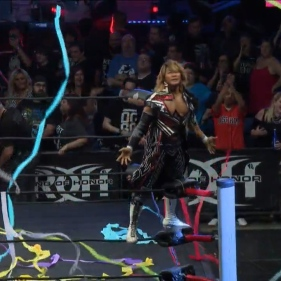 Go Ace! Hiroshi Tanahashi makes a rare appearance for ROH