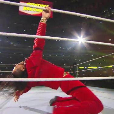 2018 Royal Rumble winner, Shinsuke Nakamura