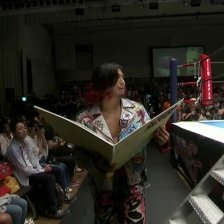 Hiromu Takahashi, with his strategy book