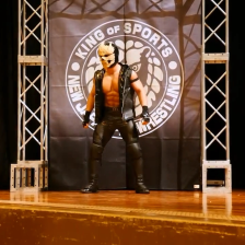 Taiji Ishimori, with abs you could grate cheese on