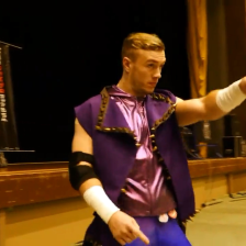 Will Ospreay, the reigning junior heavyweight champion, has a hard task ahead of him if he wants to make the finals again