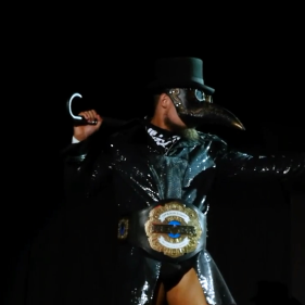 The Villain, Marty Scurll!