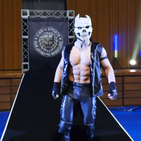 Bone SOldier, Taiji Ishimori (my pick to win at least this Block from the start)