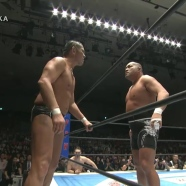 I could watch Minoru Suzuki and Tomohiro Ishii forever
