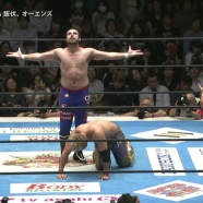 """Chasoe Owens mocks Kazuchika Okada, but as Kevin Kelly said, there """"barely a drizzle"""""""