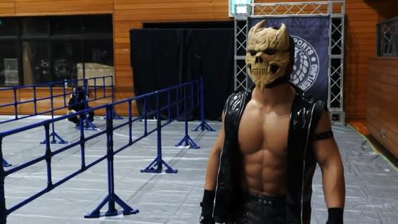 Bone Soldier Reborn: Taiji Ishimori