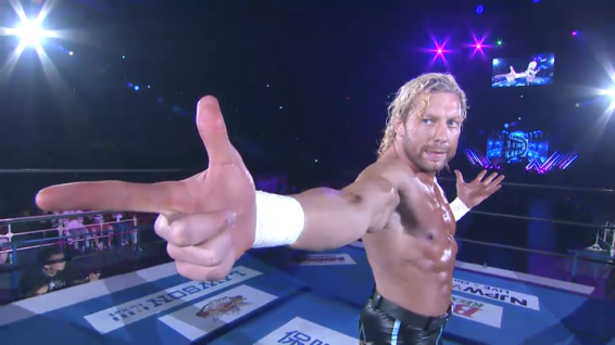 The Challenger: Kenny Omega