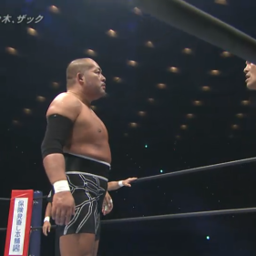 I will never tire of Tomoshiro Ishii versus Minoru Suzuki