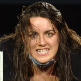 Nikki Cross (who is ridiculously cute)