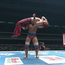 Who doesn't like a Burning Hammer from Big Mike? Okada probably won't.