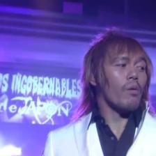The leader of Los Ingobernables de Japon, Tetsuya Naito