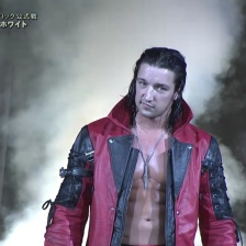 Switchblade Jay White looks a little like Trent? in this picture
