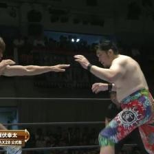 Kota Ibushi vs Toru Yano