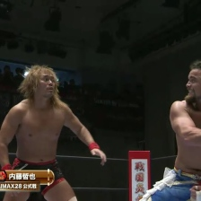 Tetsuya Naito vs Juice Robinson