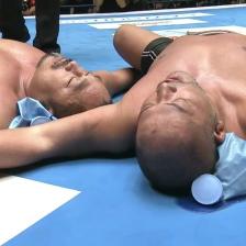 Hirooki Goto vs Tomohiro Ishii
