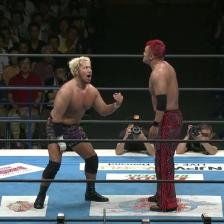 Togi Makabe asks Kazuchika Okada to give him more