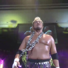 Togi Makabe is unchained