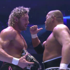 Omega vs Ibushi is going to be FANTASTIC
