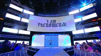 AJ Styles is Phenomenal, and he isn't shy about telling you so