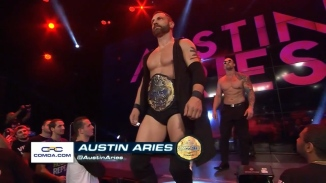 The Greatest Man That Ever Lived, Austin Aries