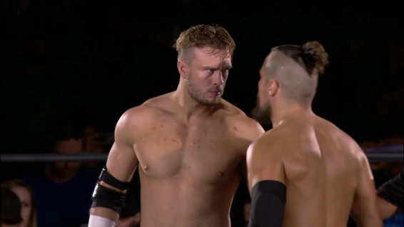 Ospreay and Scurll face off one more time