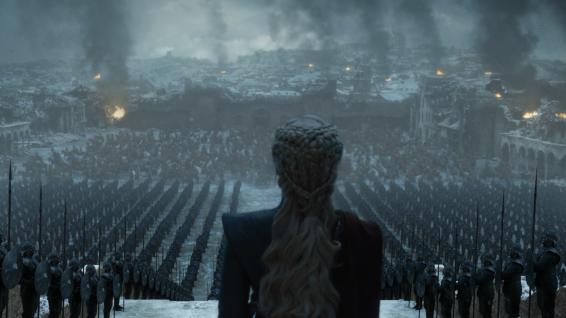 Danerys Targaryen, Breaker of Chains