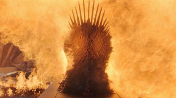 I suppose, in the end, Drogon won the Game of Thrones