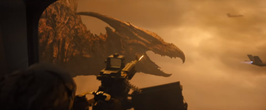 Rodan, the flying beast