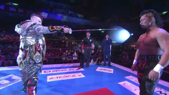 Can Will Ospreay slay The Dragon, Shingo Takagi?