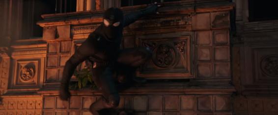 New suit, same old Spider-man