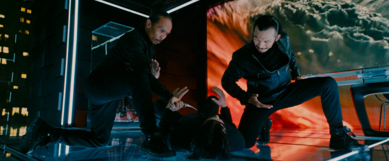 Every fight scene Yayan Ruhian and/or Cecep Arif Rahman are involved in, in any film, is instantly fantastic.