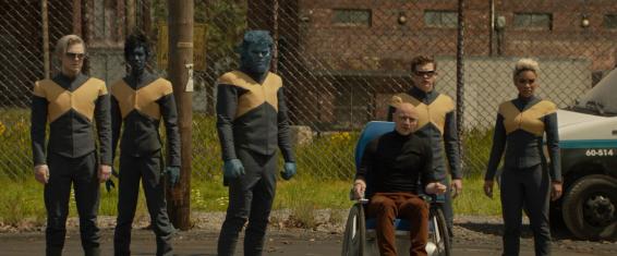 The (Uncanny?) X-Men