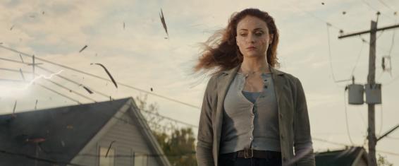 The Phoenix, Jean Grey (Sophie Turner)