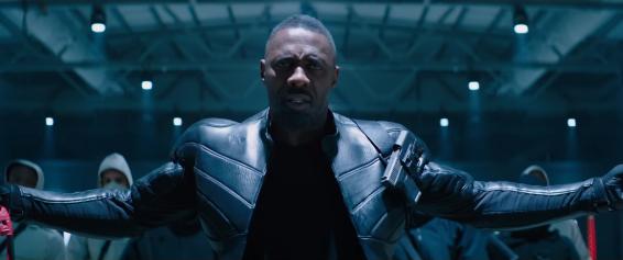 Brixton Lore (Idris Elba) is essentially black Superman!