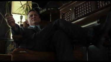 Infamous private investigator Benoit Blanc (Daniel Craig)