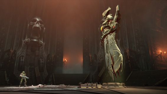 There are more things in Hell that want to stop the Doom Slayer.