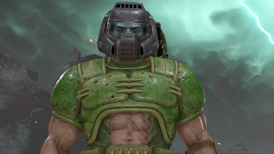 DOOMGUY: Absolutely classic.