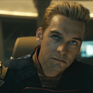 Homelander (Antony Starr) is the absolute standout