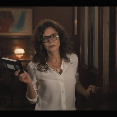 "Anna Friel as Mary, in ""Simon"""