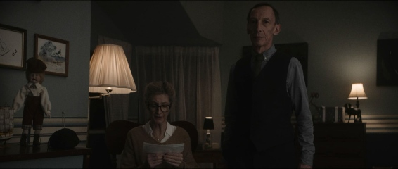 Audrey and Henry Walsh (Shelia McCarty and Julian Richings), who are willing to do Anything for Jackson.