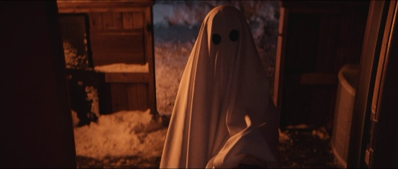 Boo! I told you this was a ghost story.