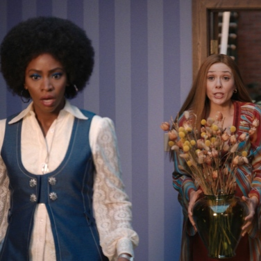 The first appearance of Geraldine (Teyonah Parris) hints at big things to come.