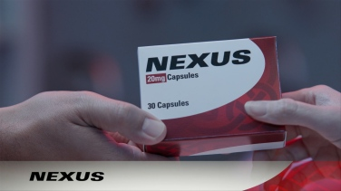 Nexus, a unique antidepressant that anchors you back to your reality.