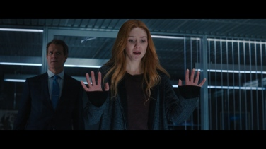 Wanda definitely did not storm the facility and steal the Vision's body, as we were led to believe.