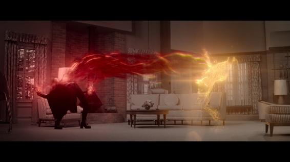 Wanda's power create a Vision...