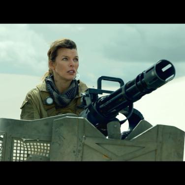Milla Jovovich as Ranger